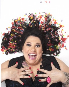 Candy Palmater.