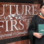 Clifford Paul, Membertou. Cape Breton University, Class of 2013 - Bachelor of Arts Community Studies.
