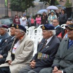 Mi'kmaw Veterans were acknowledged during Treaty Day Ceremonies held at the Grand Parade Square.