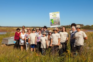 Currently, the IKANAWTIKET Youth Salmon Habitat Ambassadors, have completed the educational process and are now preparing to install public signage at road crossings on inner Bay of Fundy Rivers.