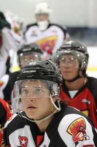 Hit The Ice II premieres with a new round of hockey hopefuls this February. Photo by Randy Kelly