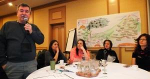 Delegates from the Native Council of Nova Scotia.