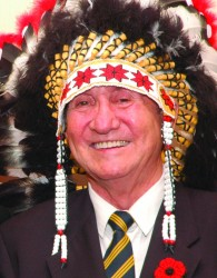 Chief Lawrence Paul.
