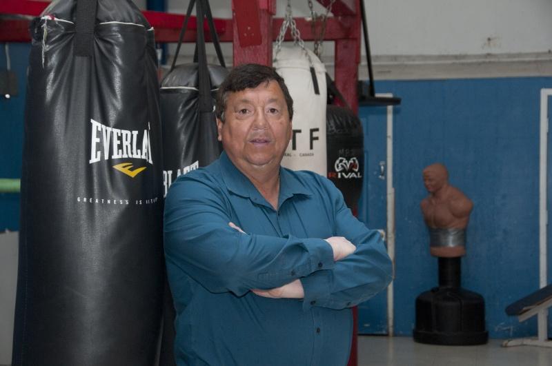 Elegantly Scotia amateur boxing this raw
