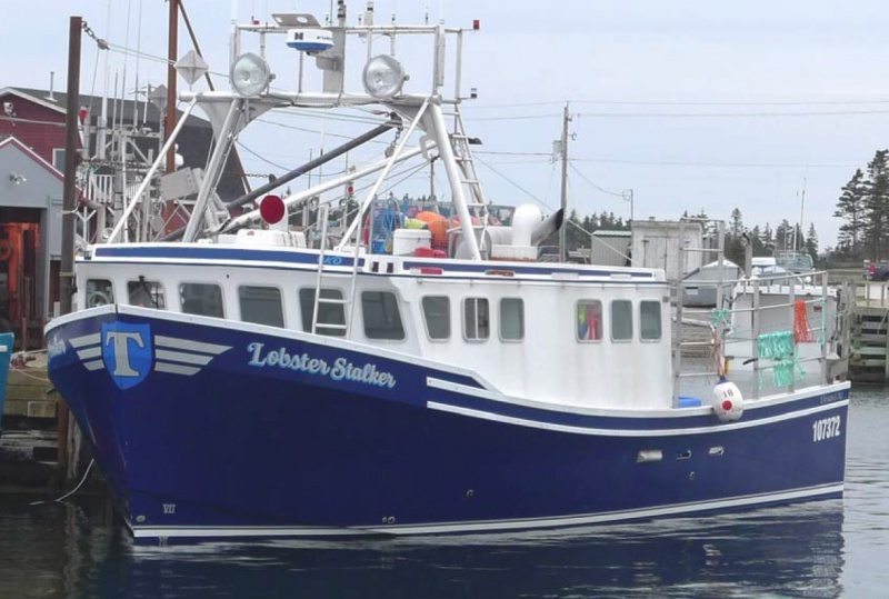 A bay of fundy fishery success story annapolis valley for Lobster fishing california