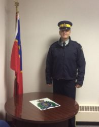 S/Sgt. Yorke is the new RCMP Detachment Commander in Eskasoni.